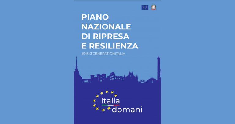 STRATEGIE E STRUMENTI DELLA NUOVA POLITICA DI COESIONE: L'ITALIA PRESENTA IL PNRR